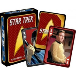 Cartes à jouer Star Trek