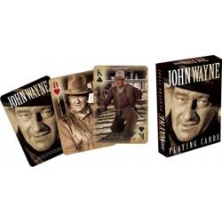 Cartes à jouer John Wayne
