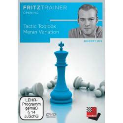 DVD Ris - Tactic Toolbox Meran Variation