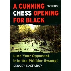 Kasparov - A Cunning Chess Opening for Black