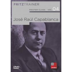 DVD MASTER CLASS VOL. 04: José Raúl Capablanca