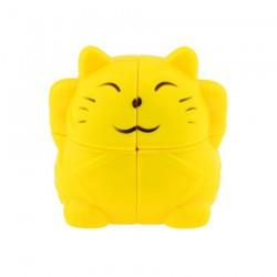 Cube 2 x 2 Fortune Cat