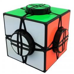 Cube Timewheel Puzzle Black - Moyu