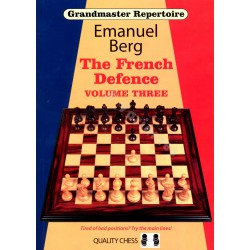 GM16 French defence vol 3 - Berg (hard cover)