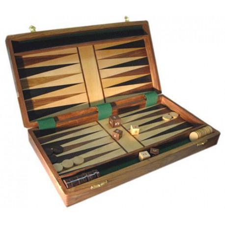Backgammon en palissandre