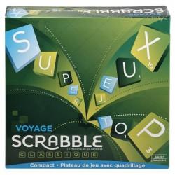 Scrabble classique voyage