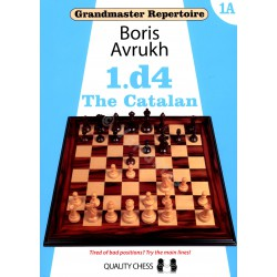 Avrukh - GM1A 1.d4 The Catalan (Hard cover)