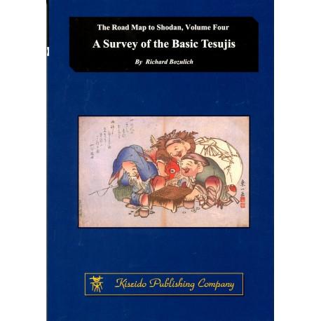 A Survey of the Basic Tesujis (Road Map to Shodan vol.4)