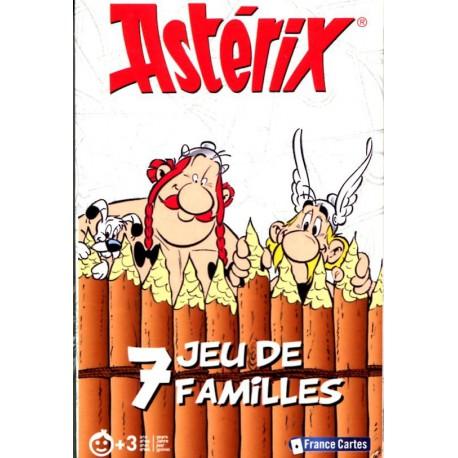 Jeu de 7 familles - Astérix