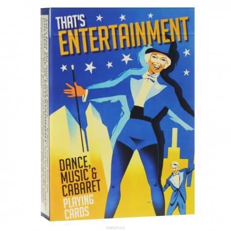 Cartes à jouer That's Entertainment