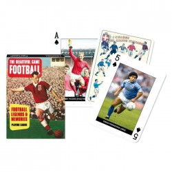 Cartes à jouer The Beautiful game Football