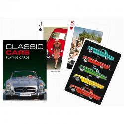 Cartes à jouer Classic cars