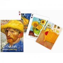 Cartes à jouer Vincent Van Gogh
