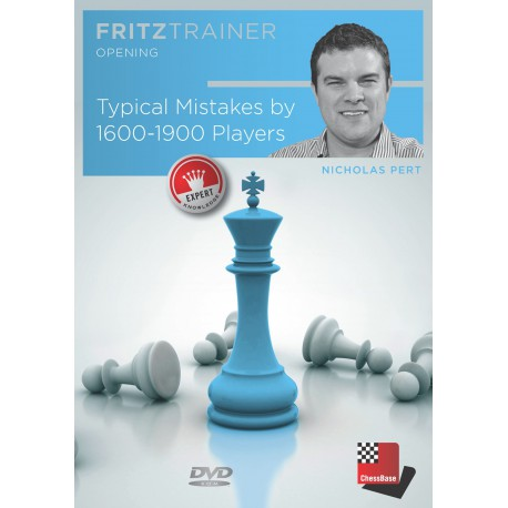 DVD - Pert: Typical Mistakes by 1600-1900 Players