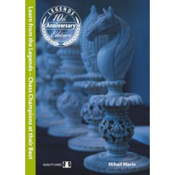 Marin - Learn from the Legends 3rd edition (hardcover)