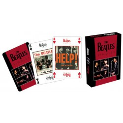 Cartes à jouer The Beatles - Singles