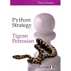 Petrosian - Python Strategy (Hard cover)