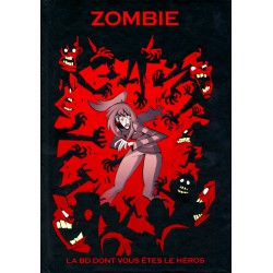 Zombie - La BD dont vous êtes le héros