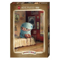 Puzzle 500 pièces - Milk Tooth - Zozoville!