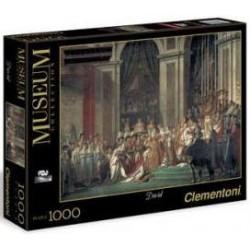 Puzzle 1000 pièces - La Sacre de l'Empereur Napoléon Ier de David