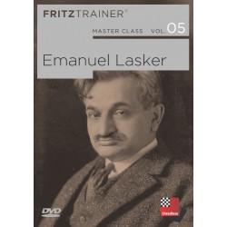 DVD Master Class VOL. 05: Emanuel Lasker