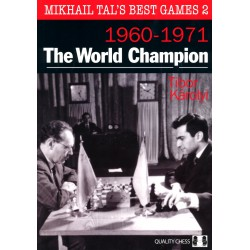 Tal - 1960-1971 The World Champion Hard cover