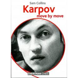 Collins - Karpov move by move