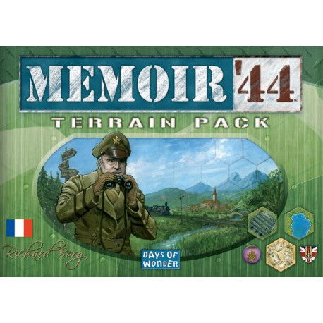 Memoire 44 : Terrain Pack - Extension