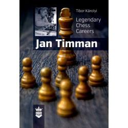 Timman - Legendary chess careers Tibor Karolyi