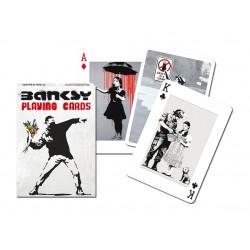Cartes à jouer Banksy