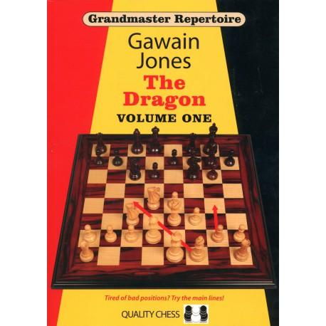 Jones - The Dragon Volume 1 (hard cover)
