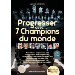 DVD Progresser avec 7 champions du monde