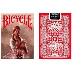 Cartes Bicycle Viking Aesir