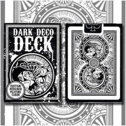 Cartes Bicycle Dark Deco