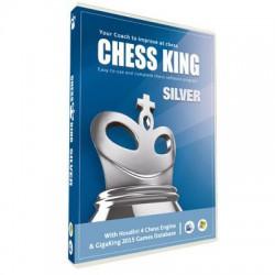 Chess King Silver Mac & PC