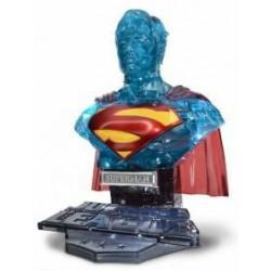 Puzzle 3D - Superman cristal
