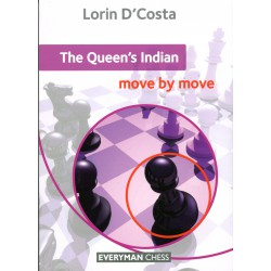 D'Costa - Queen's Indian: Move by Move