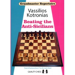 Kotronias - Beating the Anti-Sicilians (hard cover)