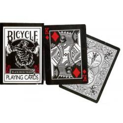 Cartes Bicycle Black Tiger Deck