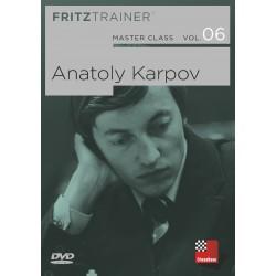 DVD Master Class VOL. 06: Anatoly Karpov