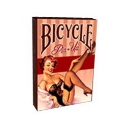 Cartes à jouer Bicycle Pin-up