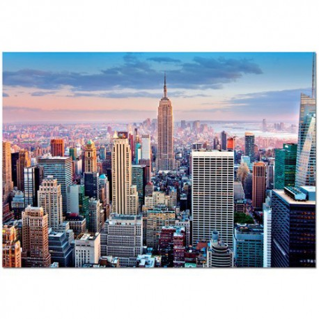 Puzzle 1000 pièces - Midtown Manhattan - New York HDR