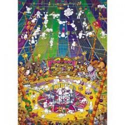 Puzzle 1000 pièces - Crazy Circus