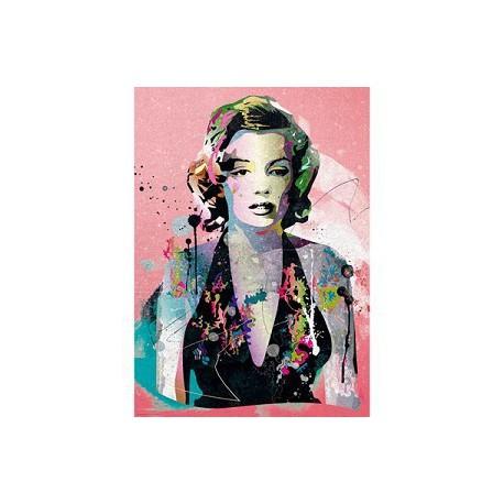 Puzzle 1000 pièces - Marilyn