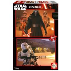 Puzzles 100 pièces - Star Wars Episode VII : Le Reveil de la Force