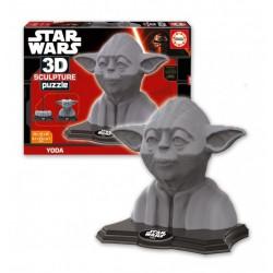 Puzzle 160 pièces - Yoda