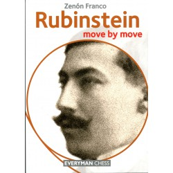Franco - Rubinstein move by move