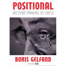 Gelfand - Positional Decision Making in Chess (hardcover)