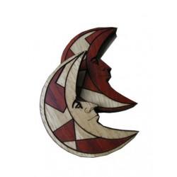 Casse-tête en bois Lune