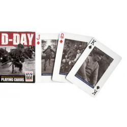 Cartes à jouer D-Day